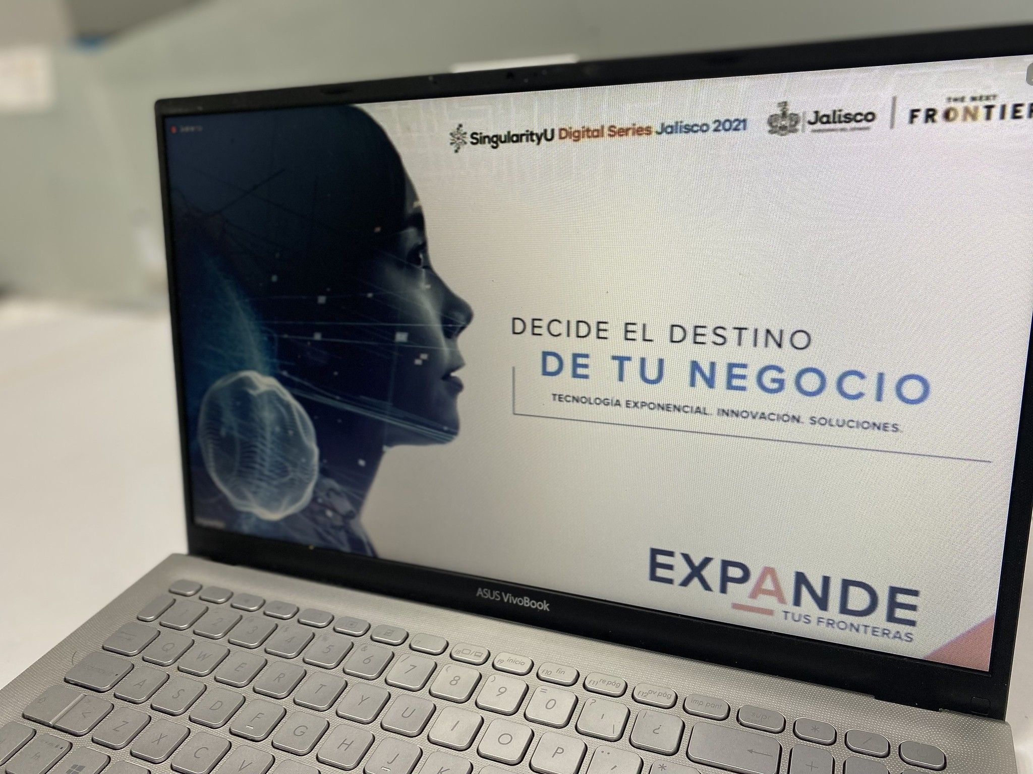 Anuncian SingularityU Digital Series Jalisco 2021