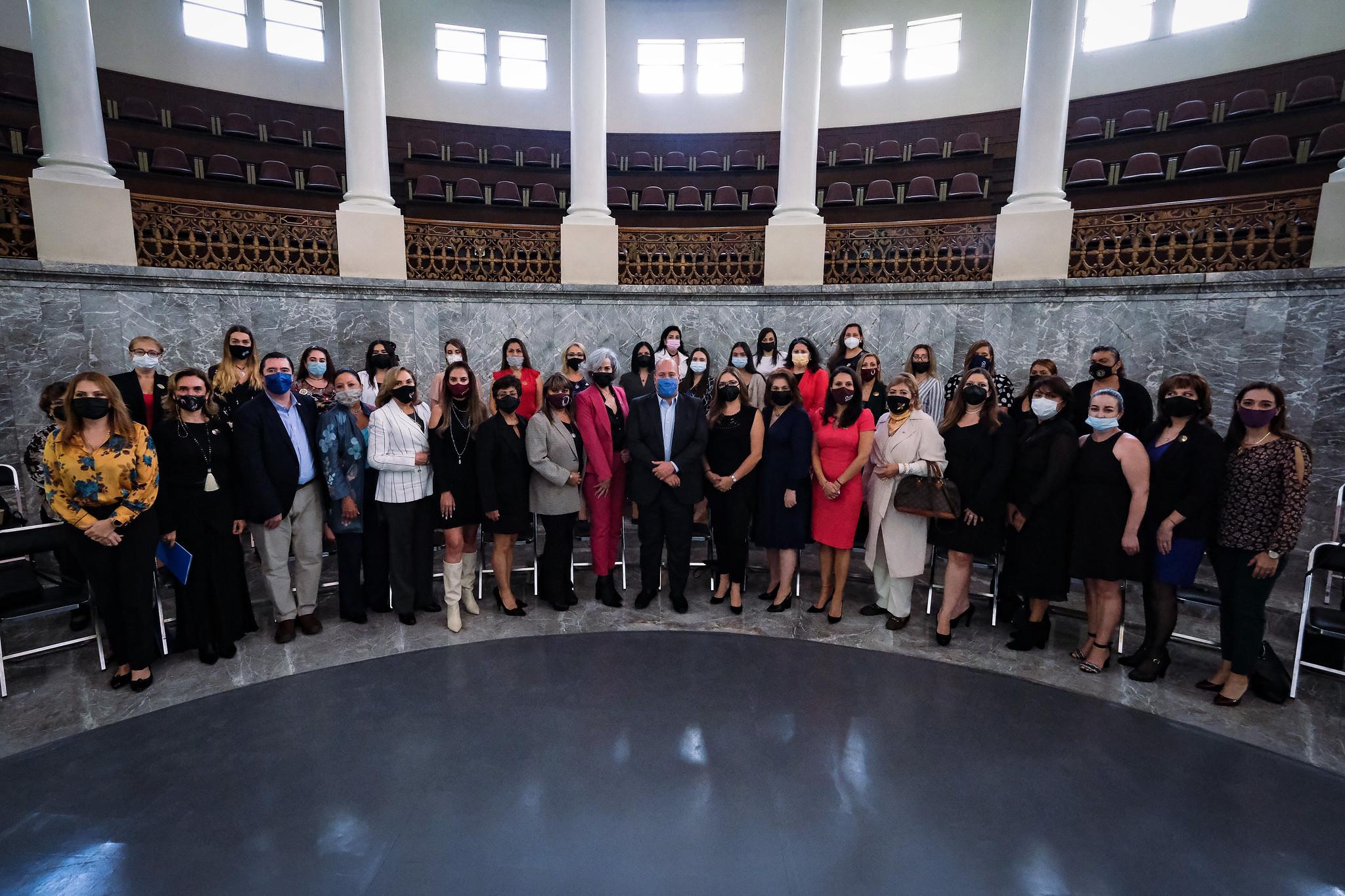Trabajará y dará seguimiento Gobierno de Jalisco a la agenda del Consejo Coordinador de Mujeres Empresarias Nacional