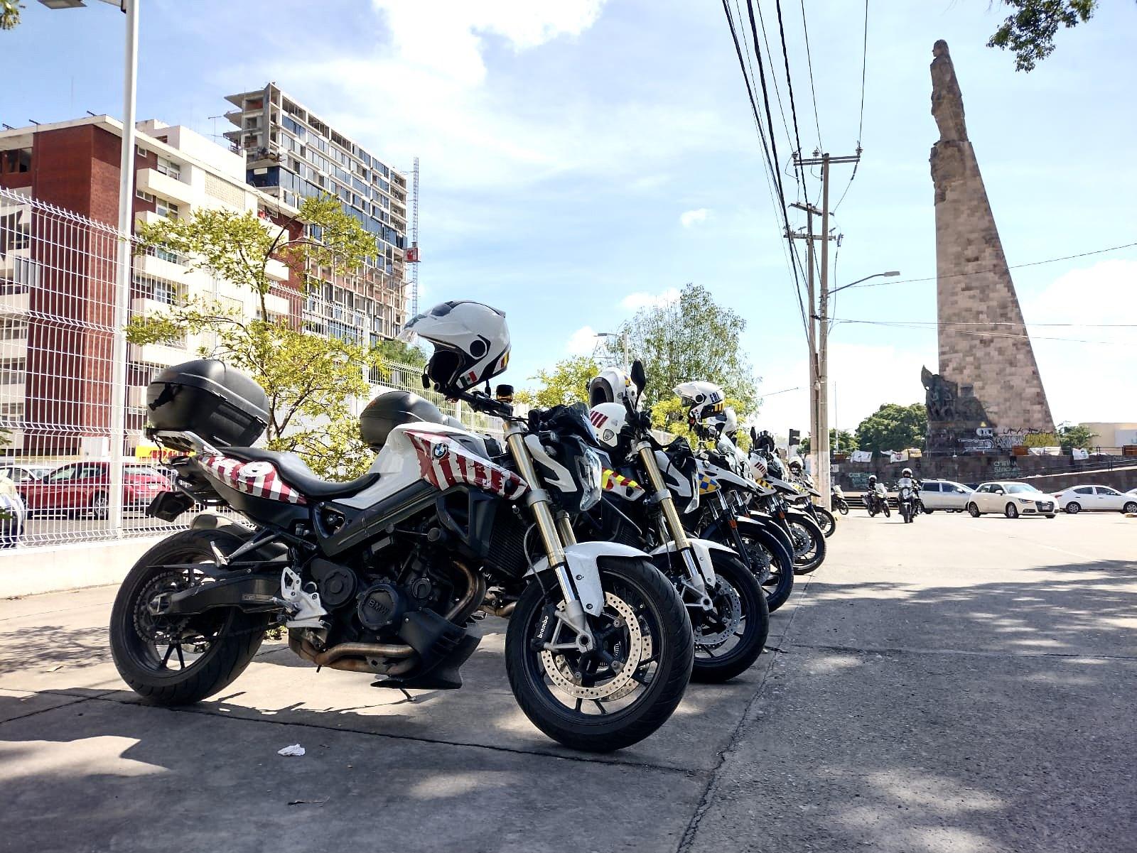 SSE realiza operativo de regularización de vehículos en coordinación con Comisaría de la Policía de Guadalajara
