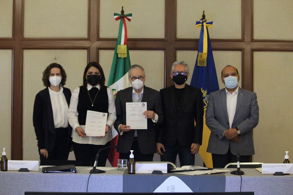 Instalan CONAVIM y el Gobierno del Estado de Jalisco mesa técnica de acceso a la justicia y atención integral para mujeres y niñas