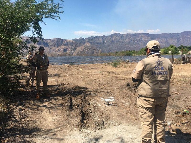 Comisión de Búsqueda lleva a cabo acciones de búsqueda generalizadas en la Región Valles