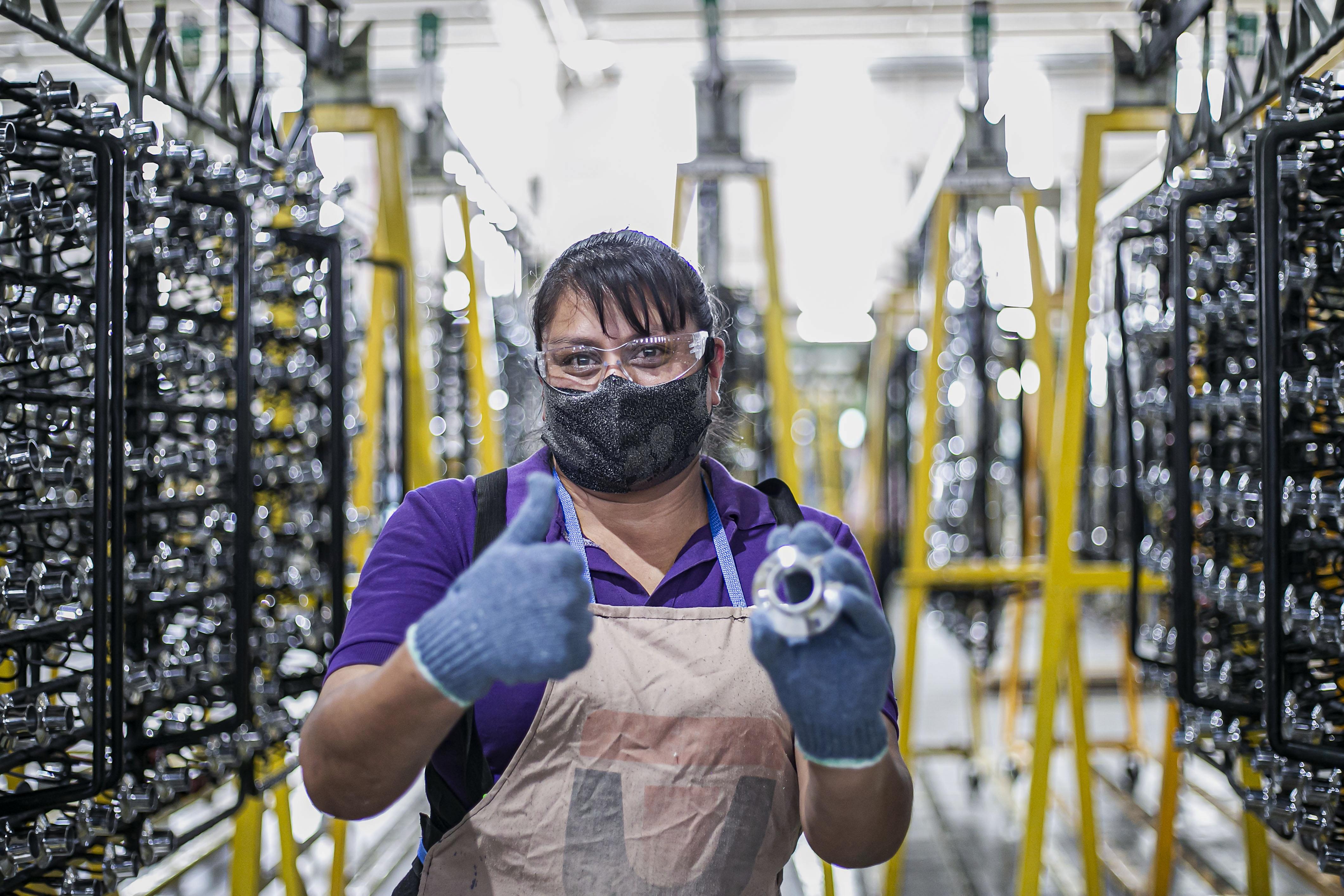 Durante junio, Jalisco supera nivel de empleo formal, anterior al año de pandemia