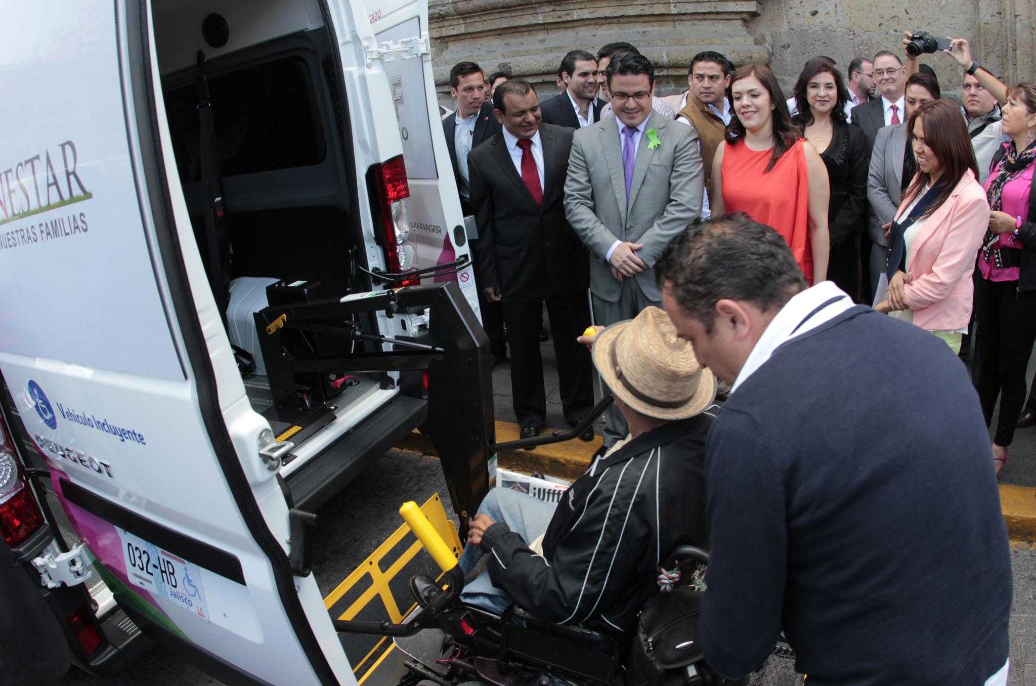 Presenta Gobernador programa Jalisco Incluyente
