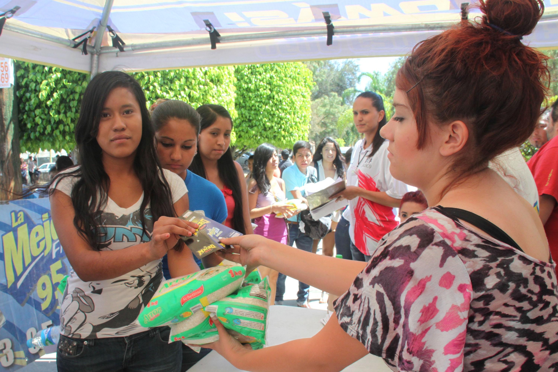 DIF Jalisco beneficiará a población vulnerable a través de acopio de víveres