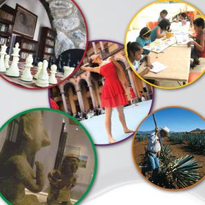Agenda Cultural de Jalisco / Abril 2013
