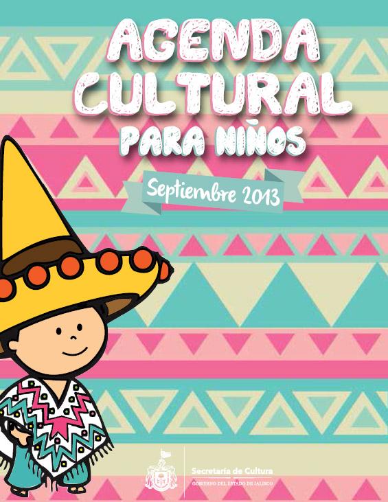 Agenda Cultural para Niños / Septiembre 2013