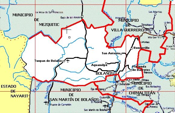 Bolaos  Gobierno del Estado de Jalisco