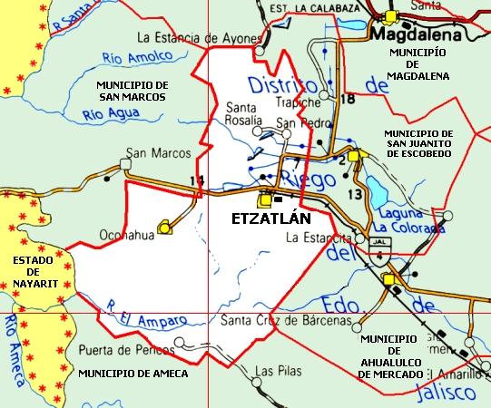 Etzatln  Gobierno del Estado de Jalisco