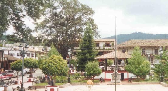 Mazamitla gobierno del estado de jalisco for Villas que fundo nuno beltran de guzman en el occidente de mexico