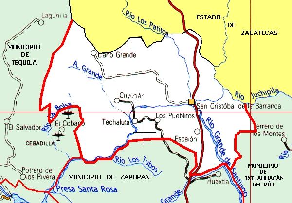 San Cristbal de la Barranca  Gobierno del Estado de Jalisco