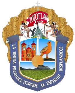 Escudo de Armas del Municipio de Tototlán