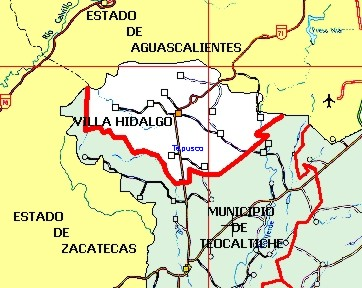 Villa Hidalgo  Gobierno del Estado de Jalisco
