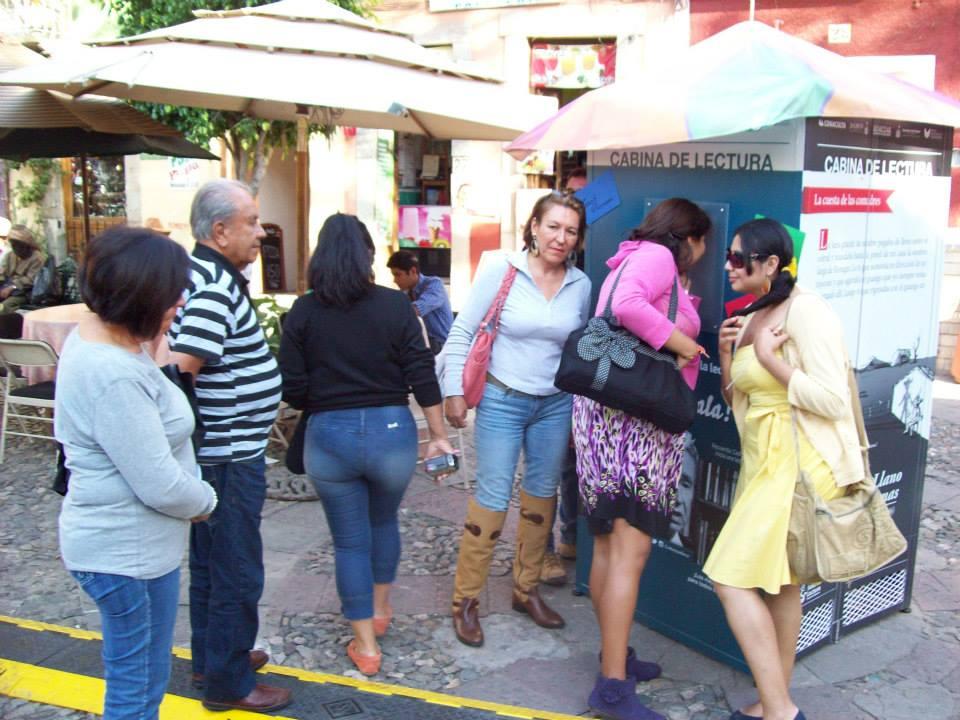 Finaliza la lectura pública de Arreola y Rulfo en el Festival Cervantino