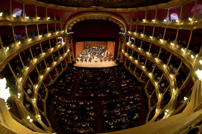 Concierto y entrega del Premio Nacional de Composición Orquestal