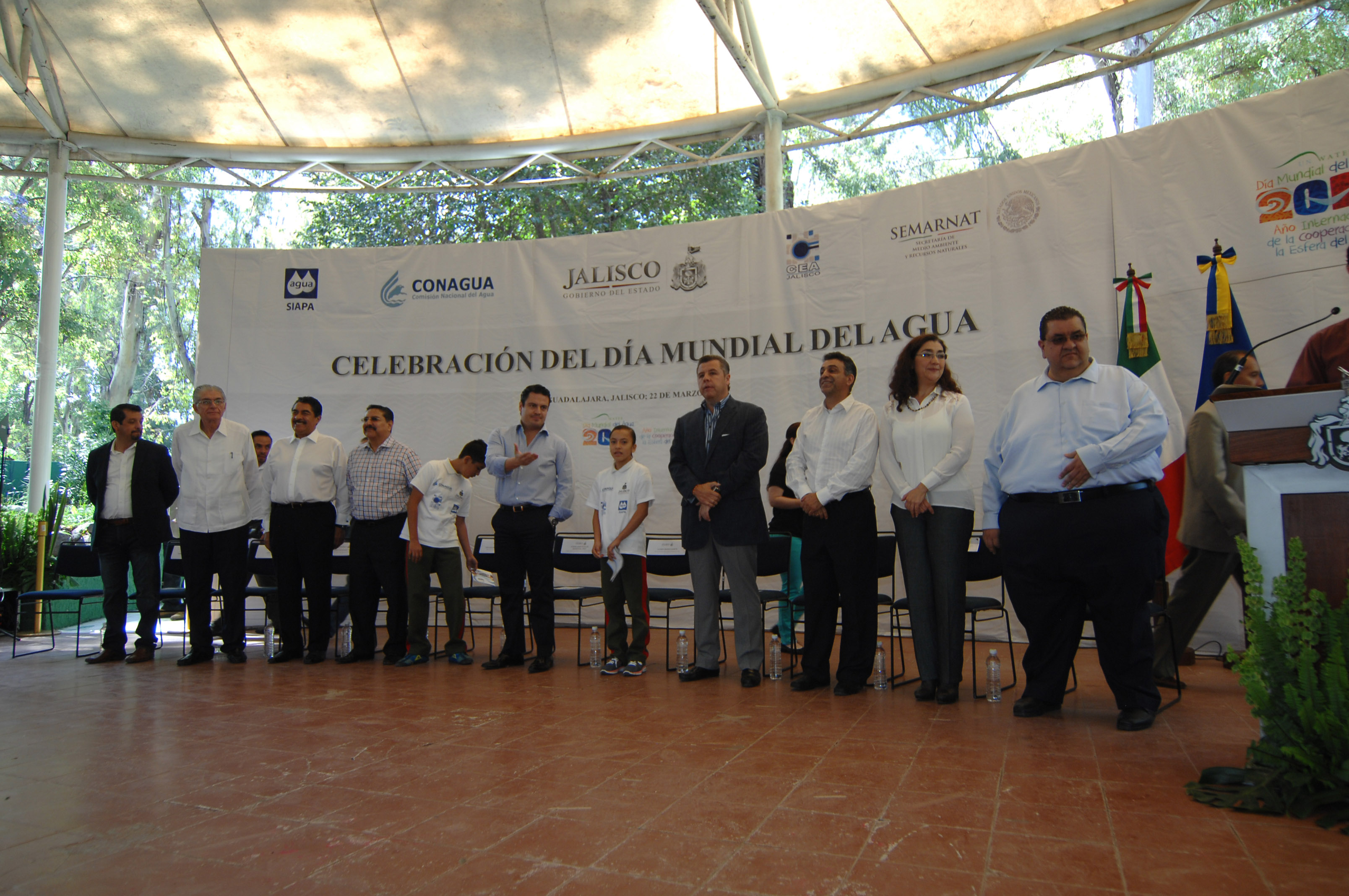 Invertirá Aristóteles Sandoval 350 mdp para obras hidráulicas