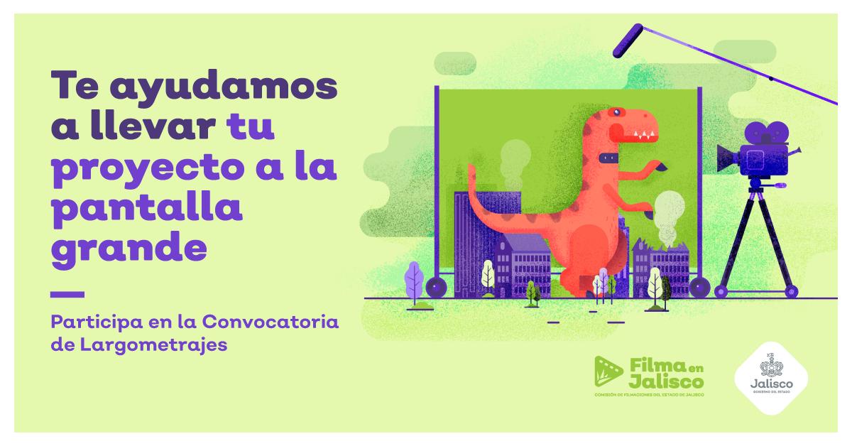 Convocatoria 2019 de Apoyo a Largometrajes de Animación, Documental o Ficción