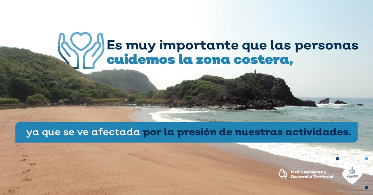 Playas limpias, ecosistemas sanos.