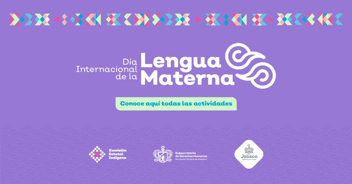 Día Internacional de las Lenguas Maternas
