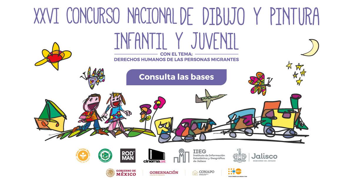 XXVI CONCURSO NACIONAL DE DIBUJO Y PINTURA