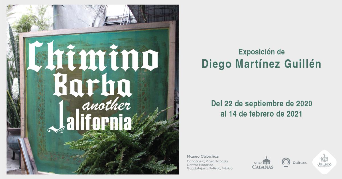 Chimino Barba. Another Jalifornia