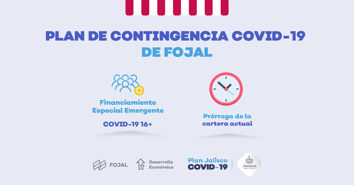 Plan de Contingencia COVID-19 de Fojal