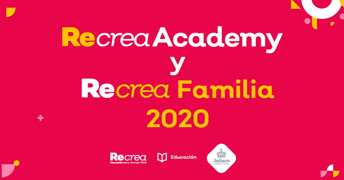 """Realizará la SE la segunda edición de """"Recrea Academy"""" y primera de """"Recrea Familia"""""""