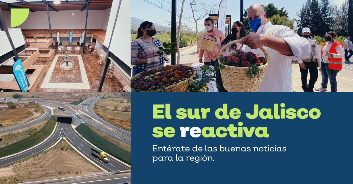 El sur de Jalisco se reactiva