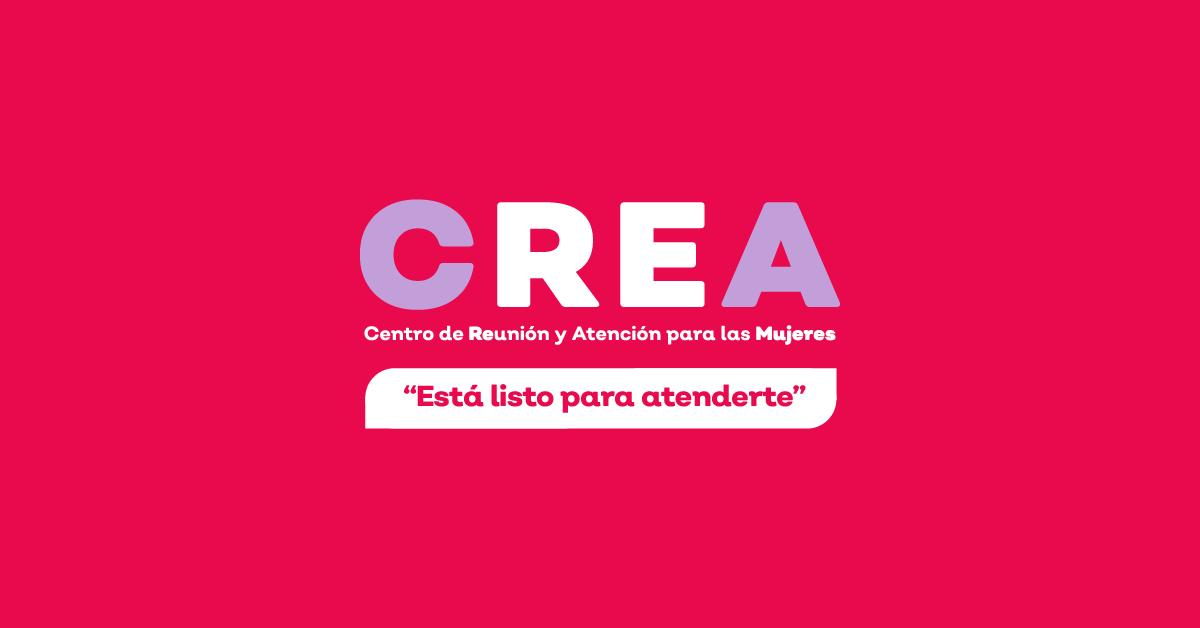 CREA; Está listo para atenderte