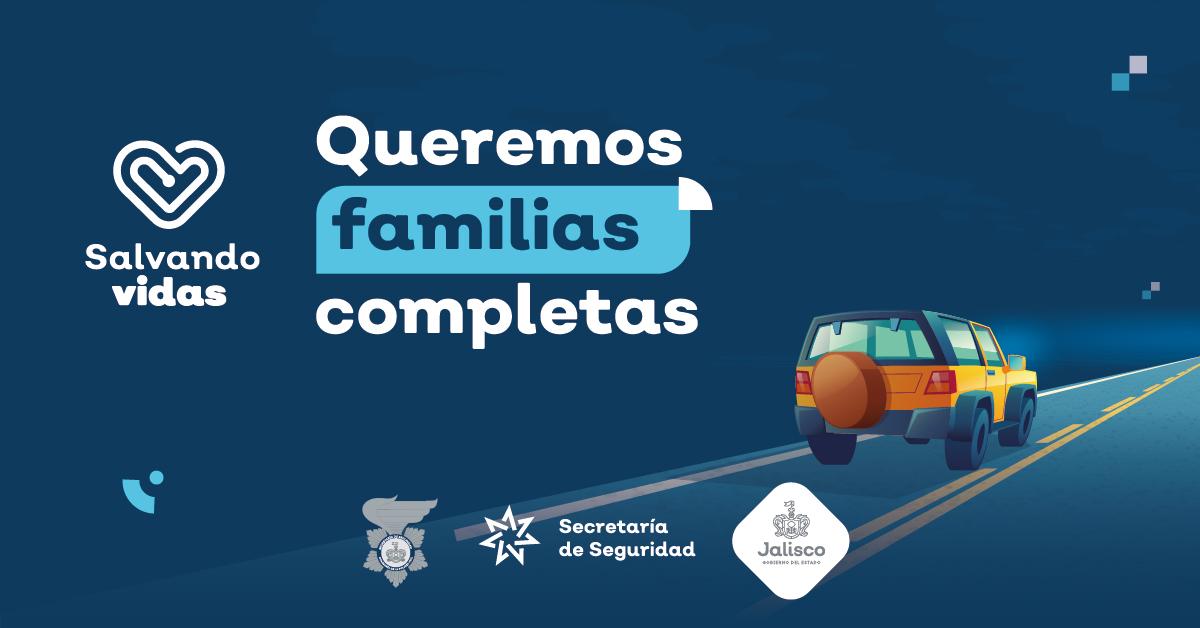 Salvando Vidas: Queremos familias completas