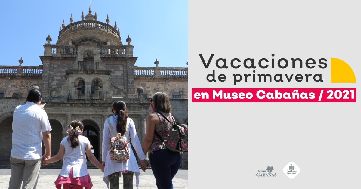 ¡En Museo Cabañas #QueremosSaludARTE!