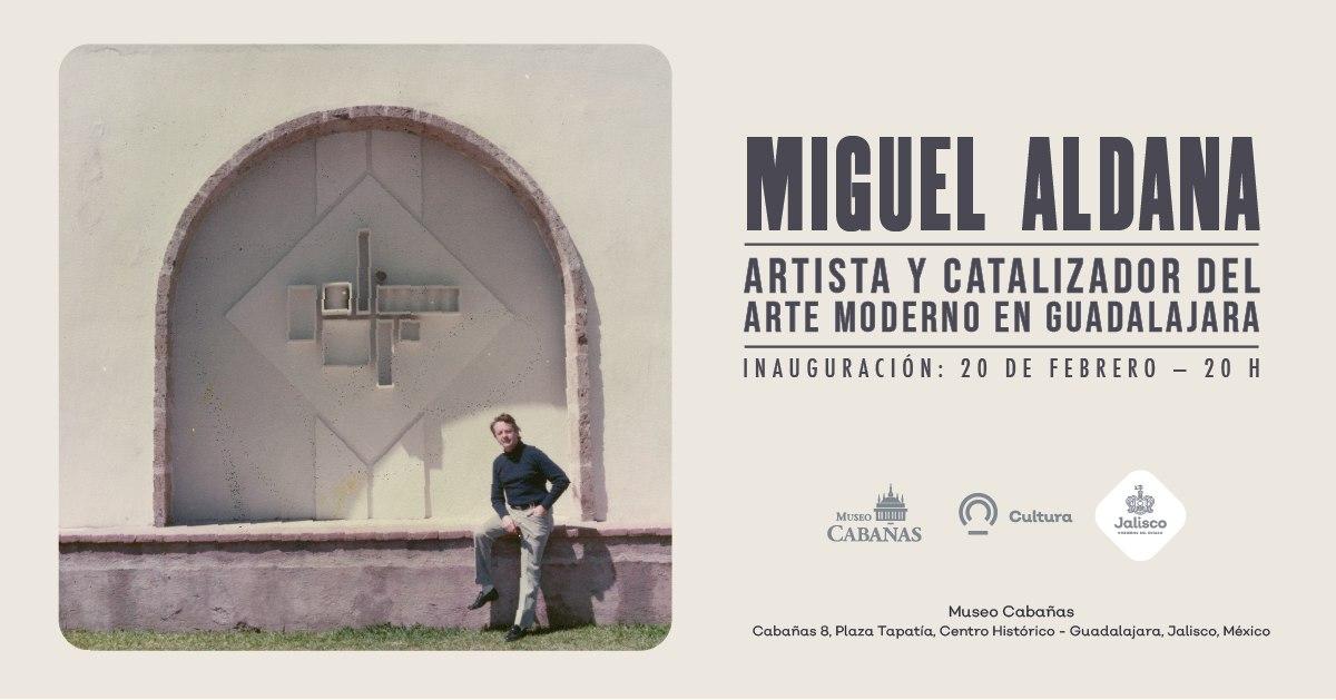 Una revisión de la trayectoria de Miguel Aldana