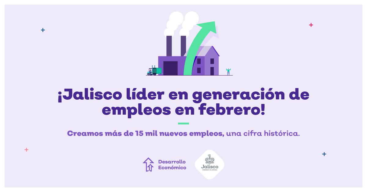 Jalisco se reafirma como motor económico del país