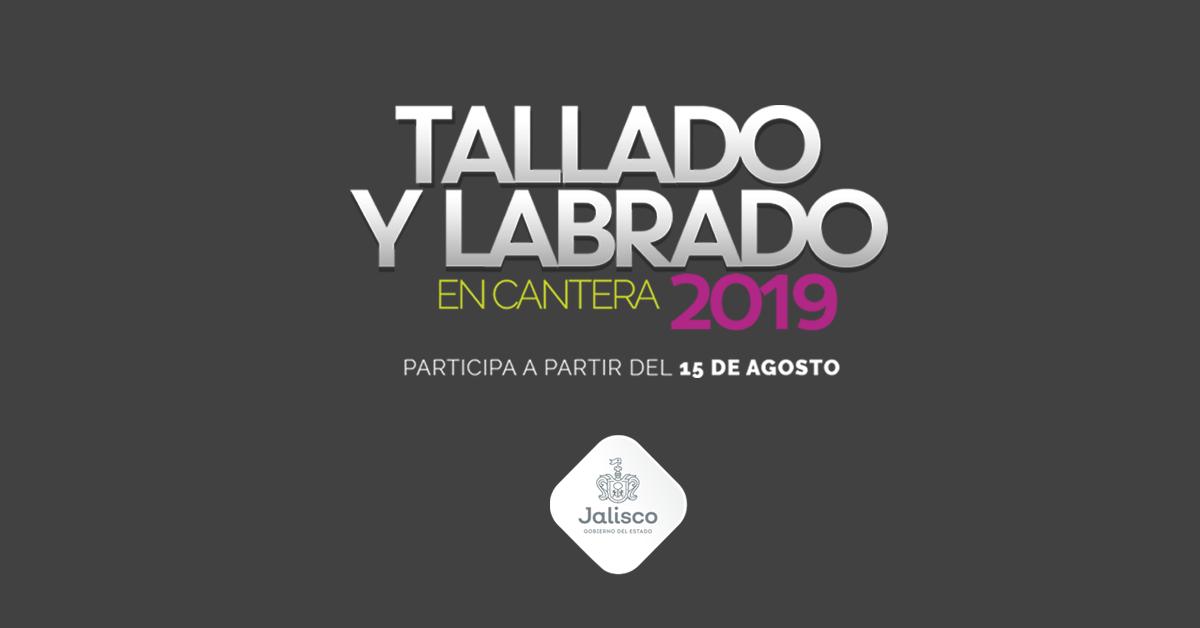 Concurso Estatal de Labrado en Cantera y Lapidaria 2019