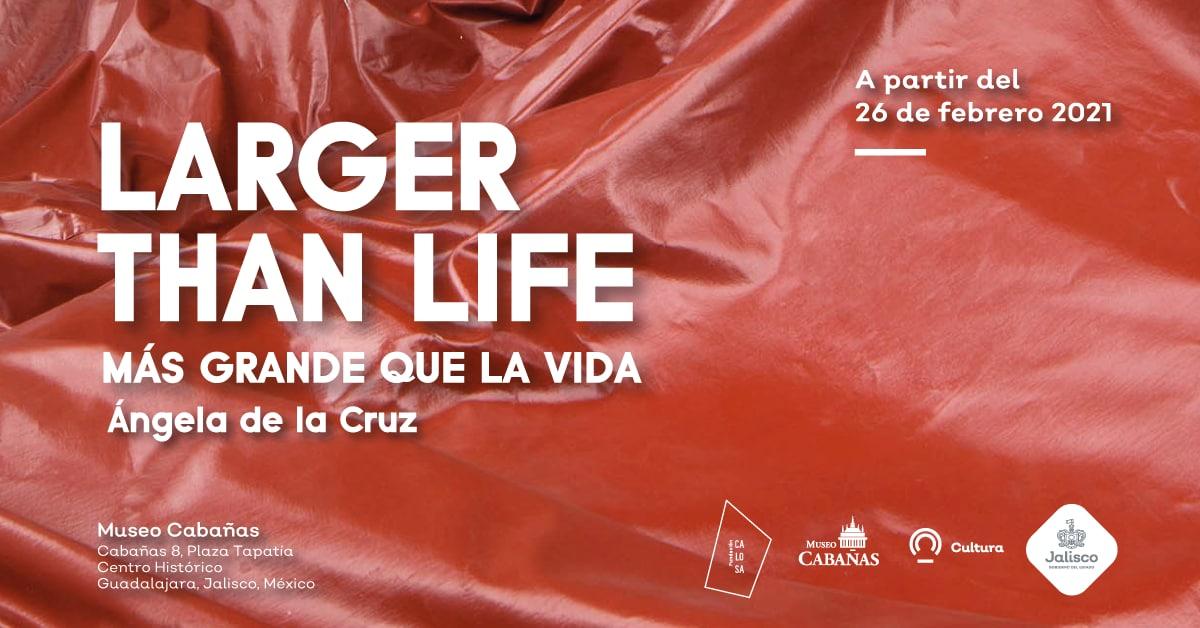 Larger than life (Más grande que la vida)
