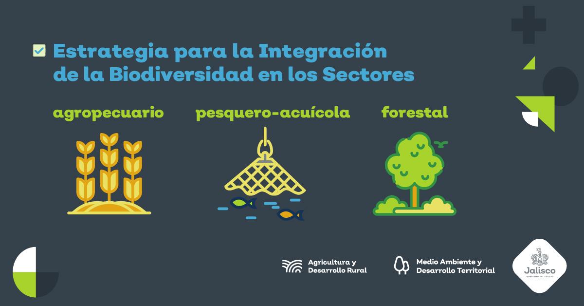 Estrategia Estatal para la Integración de la Biodiversidad en Sectores Productivos