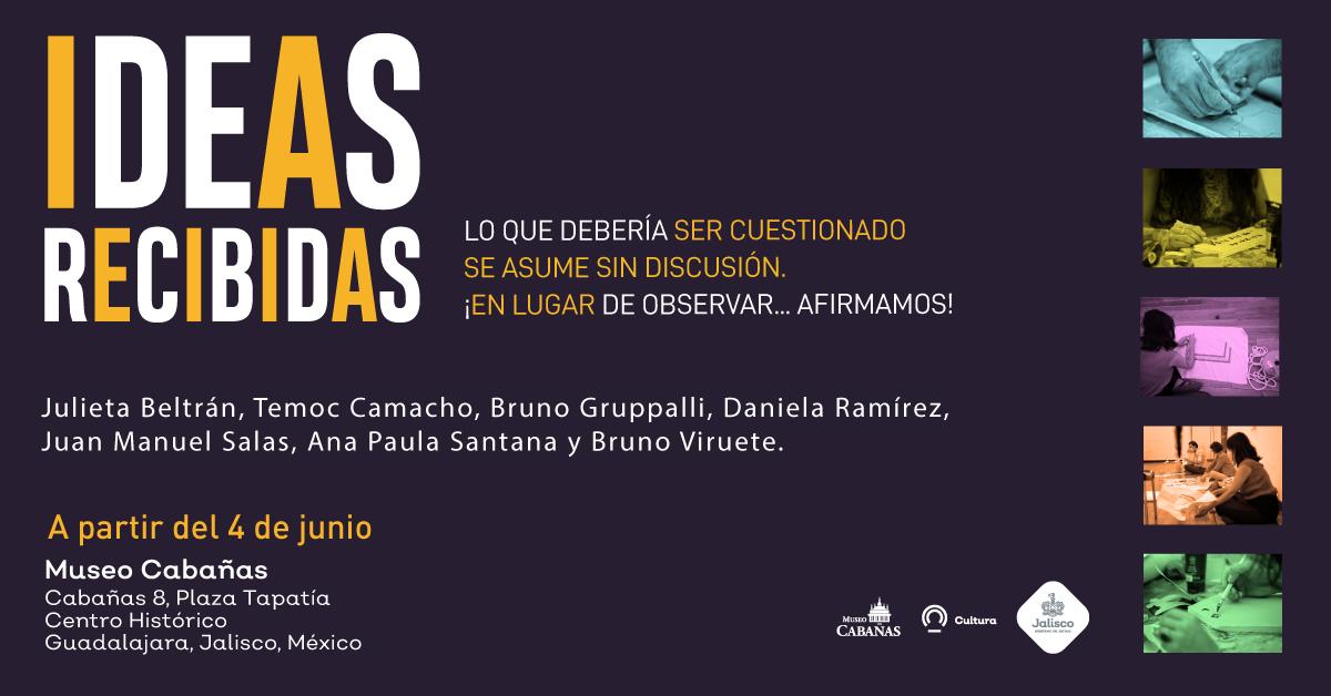 Exposición de artistas jóvenes de Guadalajara llega a Museo Cabañas