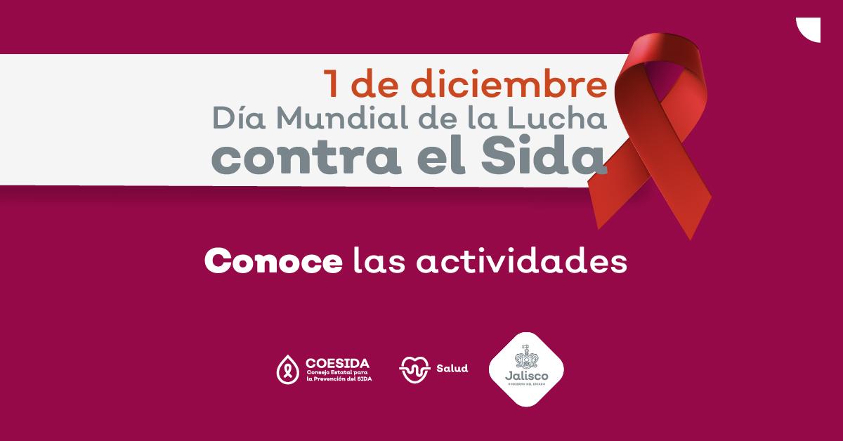 El 1ro de Diciembre,  es el Día Mundial de la Lucha contra el Sida
