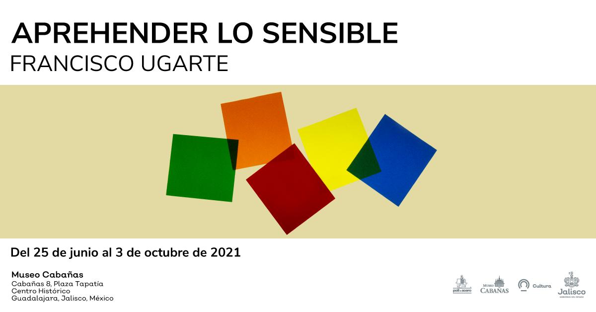 Aprehender lo sensible del artista tapatío Francisco Ugarte, en Museo Cabañas