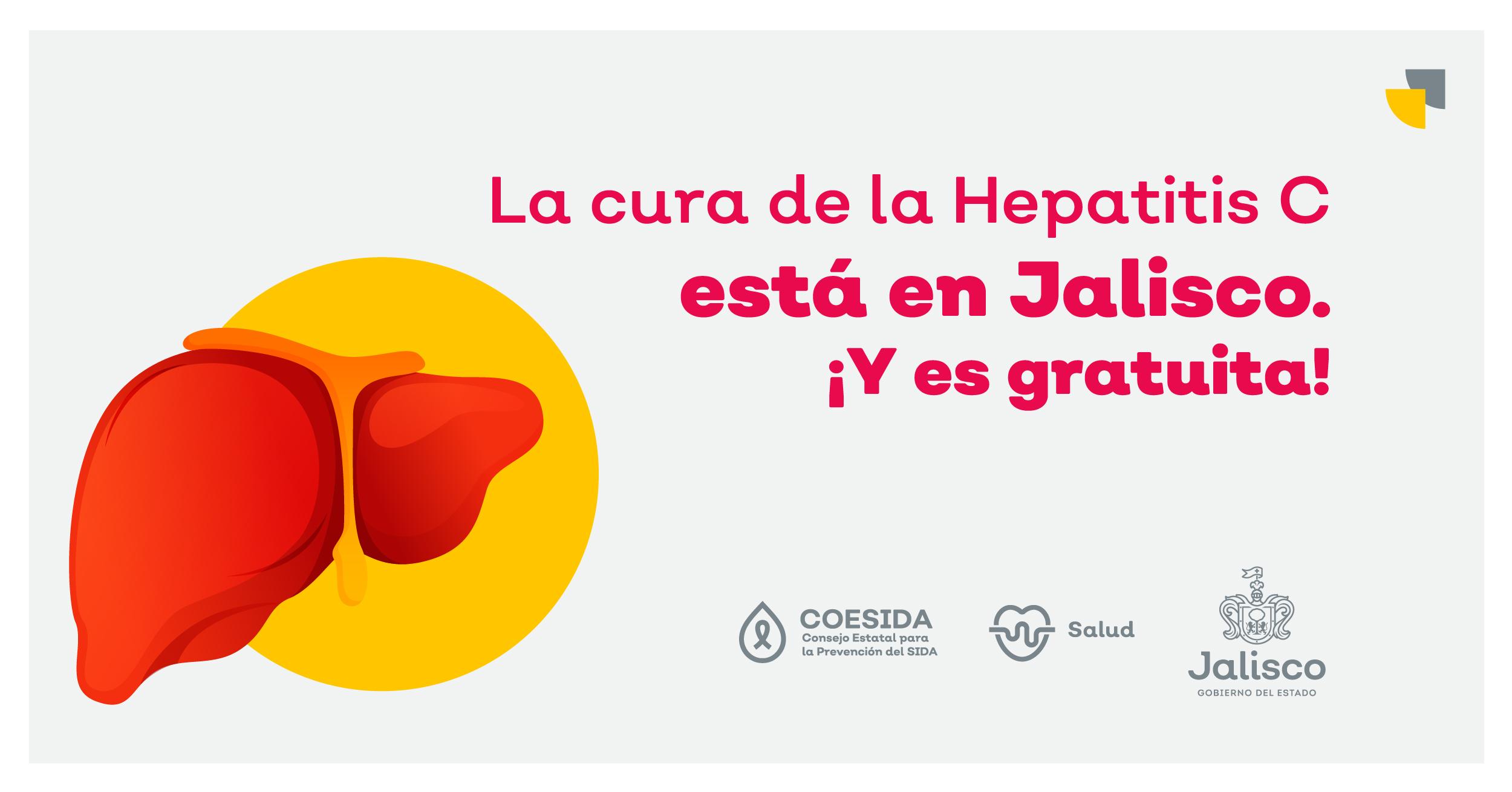 Hazte una prueba y adquiere tu tratamiento contra la Hepatitis C de forma gratuita.