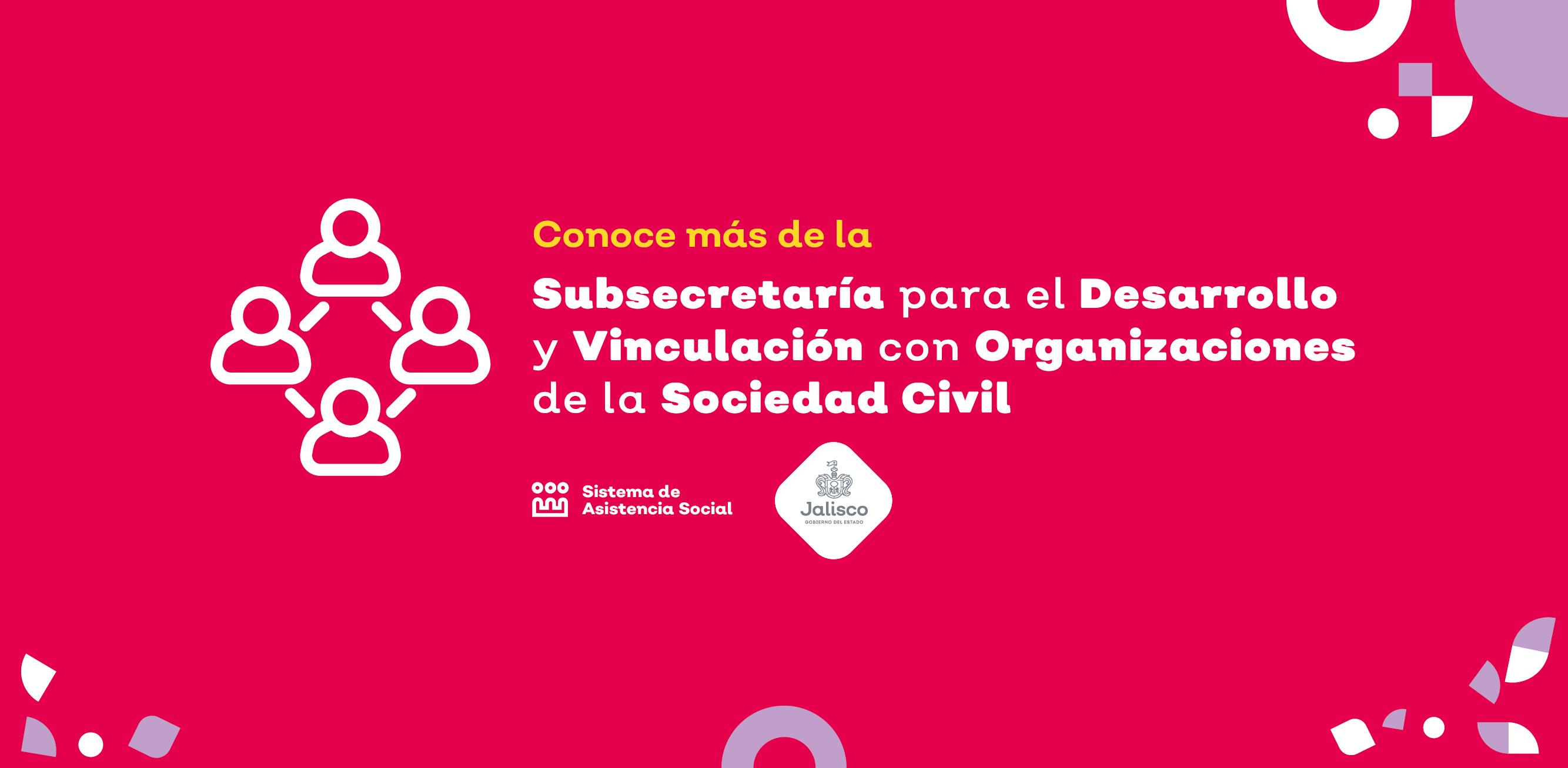 Nuevo Modelo de Atención para Organizaciones de la Sociedad Civil