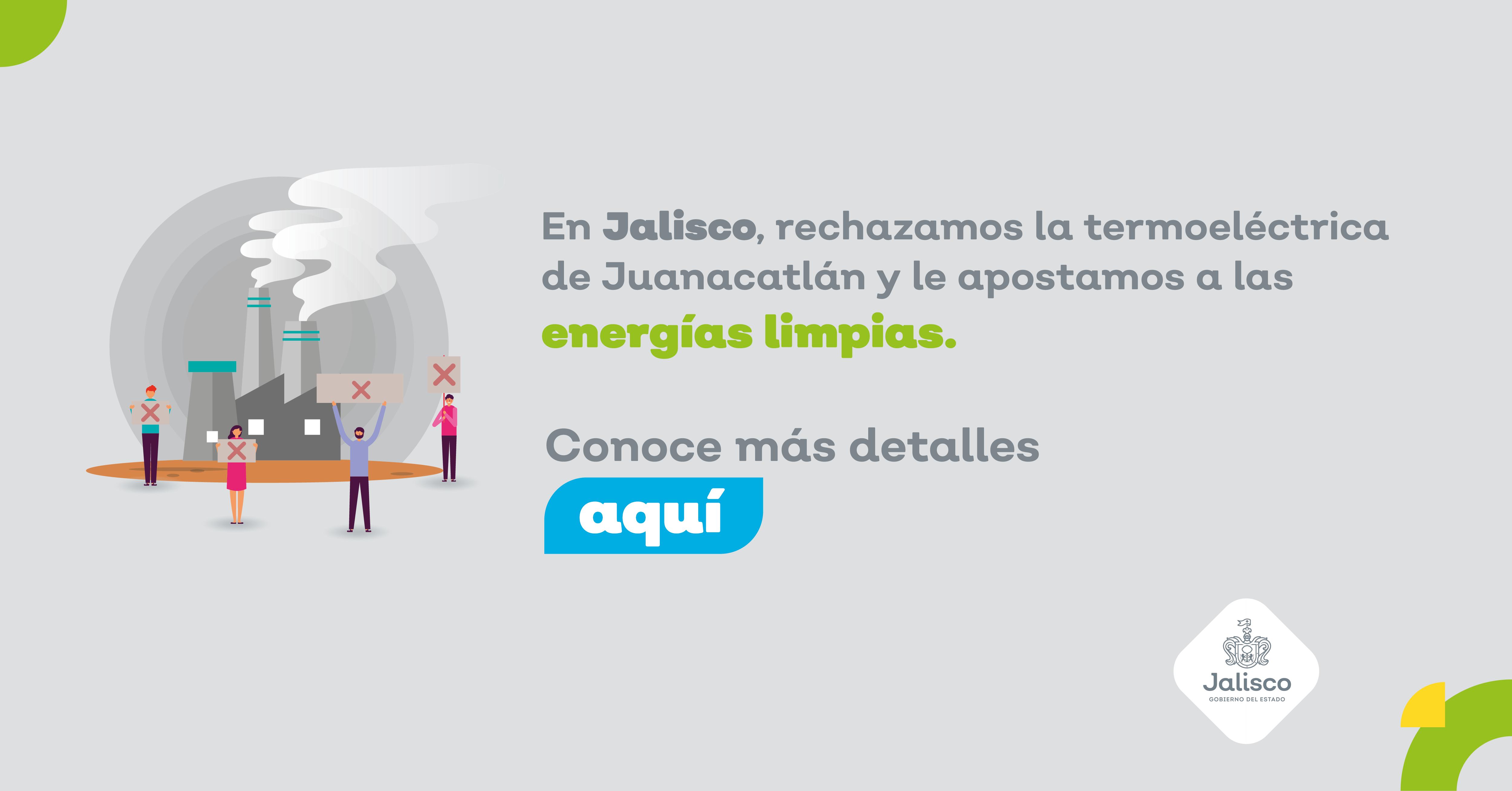 5 razones por las que rechazamos la termoeléctrica de Juanacatlán