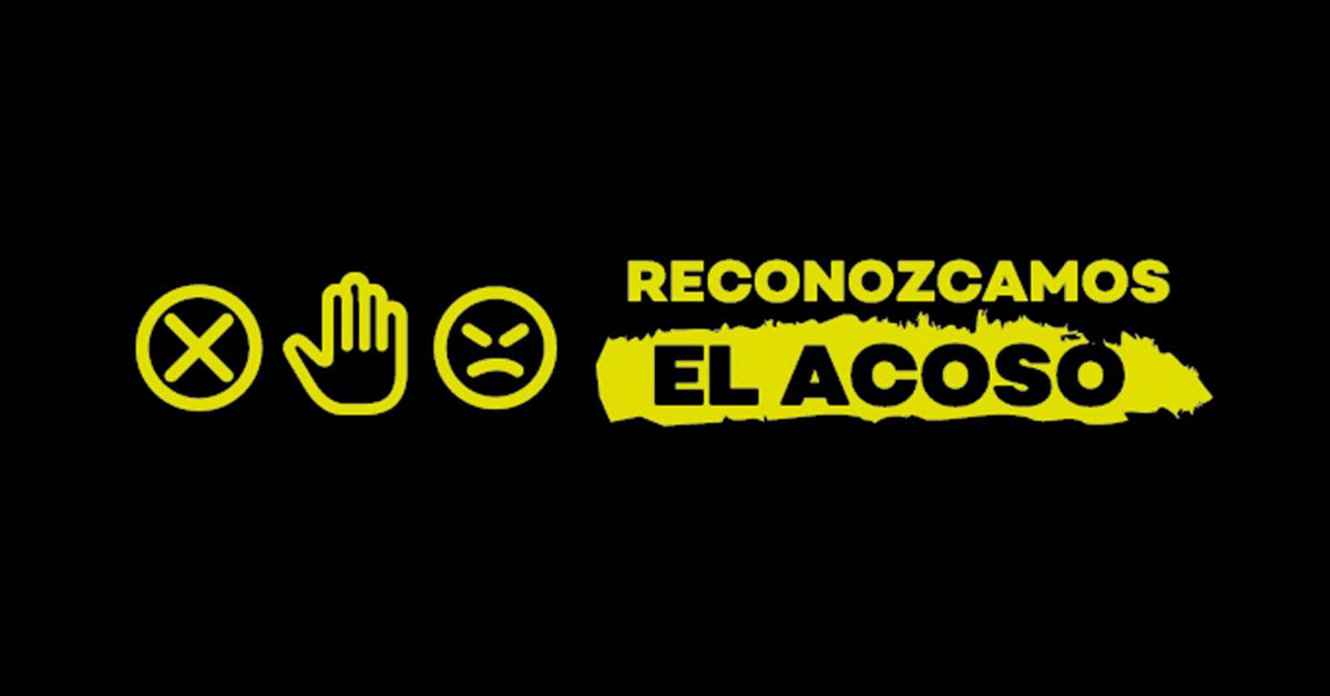 Reconócelo: campaña para combatir el acoso, la violencia sexual y de género en el transporte público