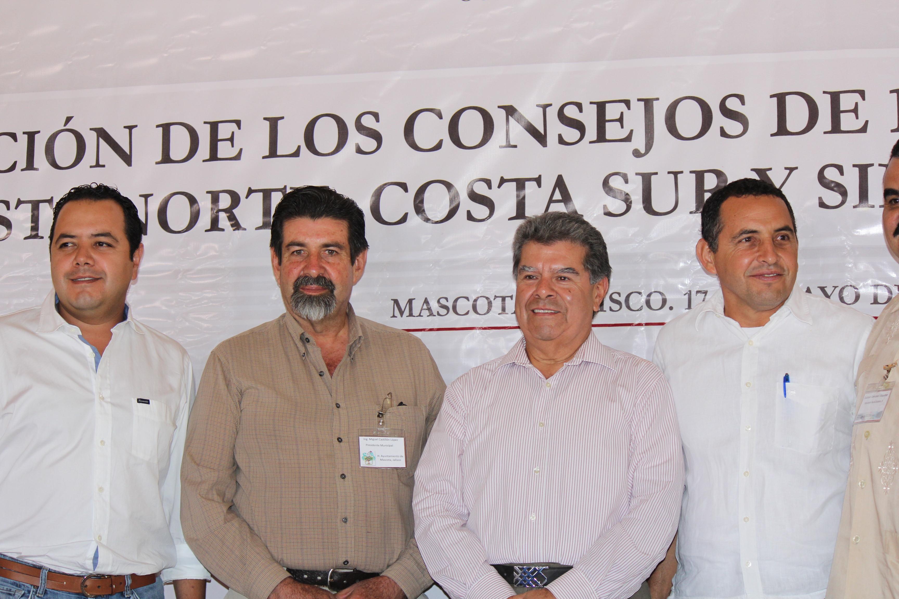 Instala Sedeco tres consejos regionales para estrategia de bienestar social