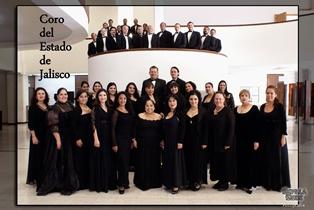 Temporada de conciertos Coro del Estado / Agosto 2013