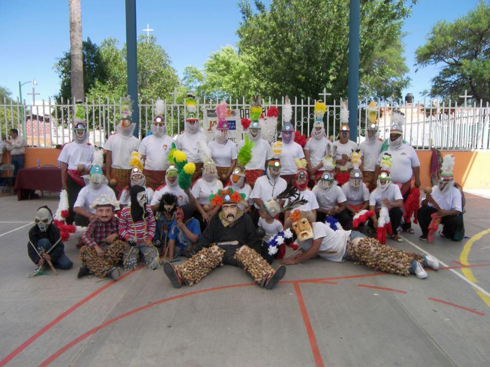 Danza de los listones del Barrio de San Pedro, Huejucar
