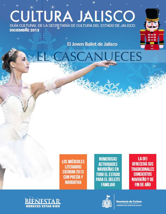 Agenda Cultura Jalisco / Diciembre 2013
