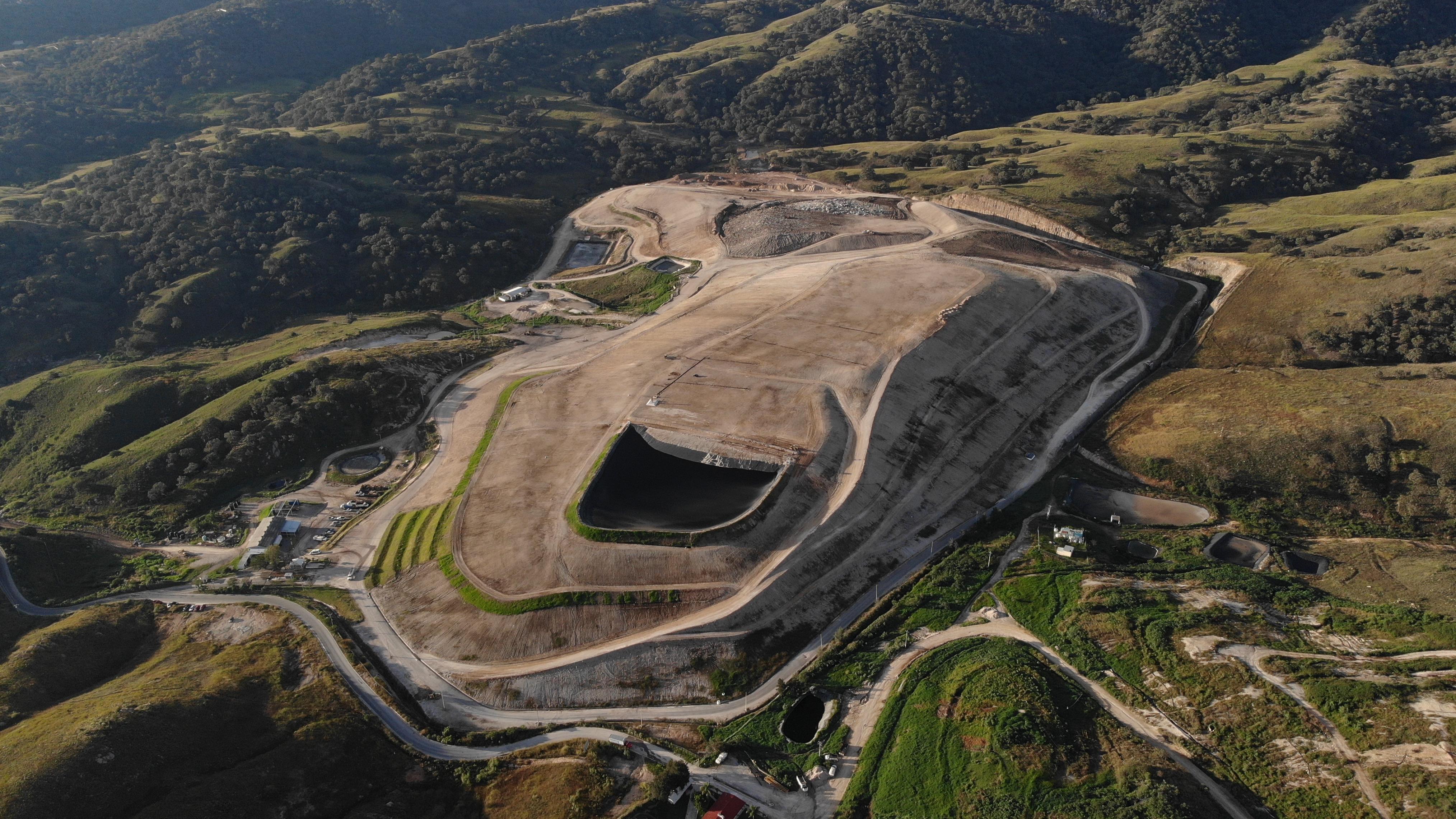 Autoridades estatales y expertos en residuos realizan recorrido de supervisión en Picachos