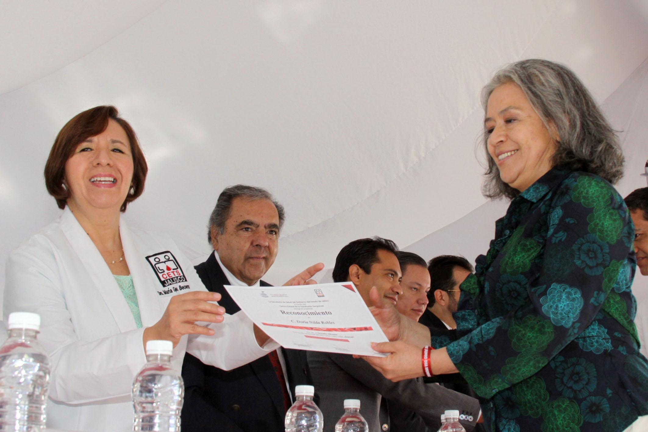 El CET reconoce a empresas, universidades y población en general por su participación altruista y voluntaria