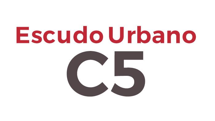 Banner de Escudo Urbano, solución innovadora, integral y flexible usando tecnologías inteligentes