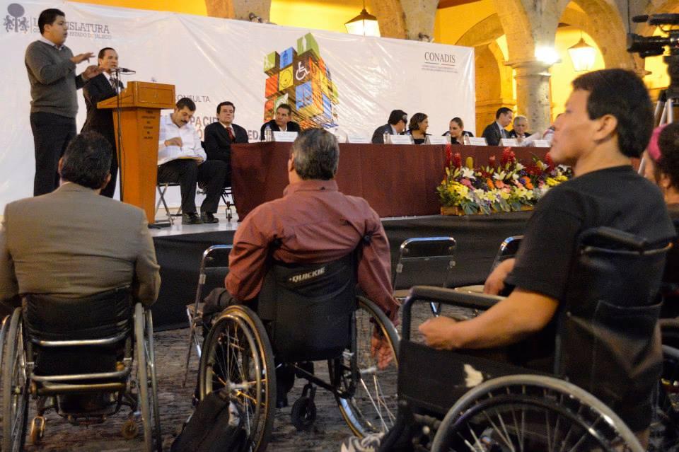 Impulsa Jalisco inclusión de personas con discapacidad en el ámbito laboral